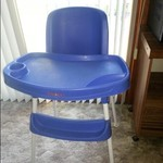 graco high chair/ boosterchair