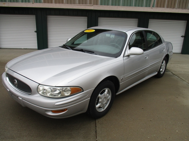 2001 buick lesabre custom nex tech classifieds. Black Bedroom Furniture Sets. Home Design Ideas