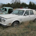Derby Car or For Parts 1983 Chrysler 5th Avenue New Yorker