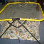 Old Fashion Play Pen
