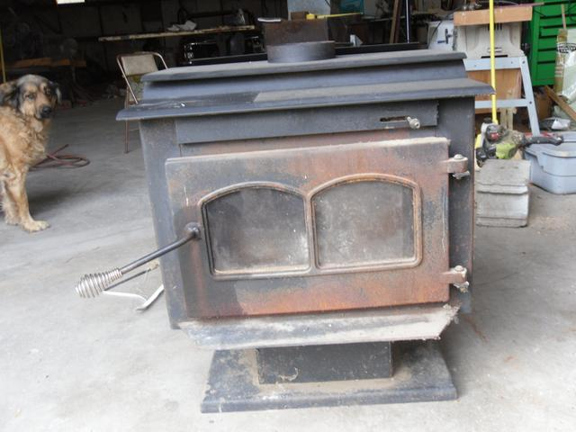Contact Seller - Reduced!! $200.00 Warnock-Hersey Wood Stove - Nex-Tech Classifieds