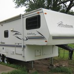 2001 5th wheel cochman cataline