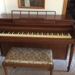 Gulbransen upright piano