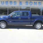 2012 Ford F150 Supercrew Lariat 4WD