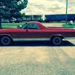 Reduced 1971 El Camino for sale