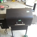 Green Mountain Smoker