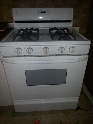 Maytag Performa Gas StoveOven