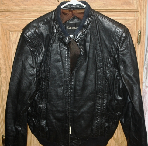 How to condition leather jacket