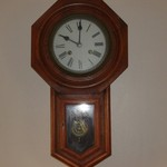 Regulator School Clock