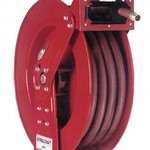 ***REELCRAFT AIR/WATER/OIL/GREASE HOSE REEL***
