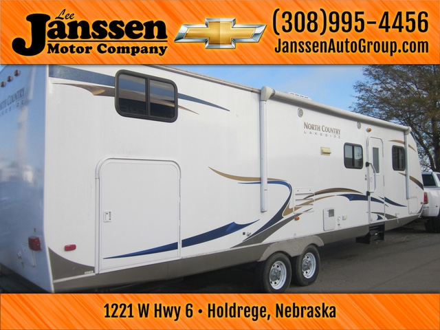 2011 north country 28 foot pull camper nex tech classifieds for Lee janssen motor company holdrege ne