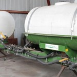 Saddle Tanks for a 4-Wheel Drive, (2) 300- Gallon Tanks