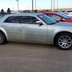 2005, chrysler 300, nice ride, 96k, silver , leather!!!!