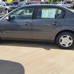 2007 chevy malibu,  151k, nice ride! !!!!!! $165/ 48 month