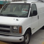 1999 Chevy Express Van