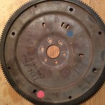 Crown Vic flywheel