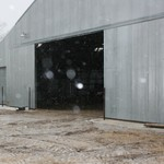 Machine shed for lease, Wilson Ks area