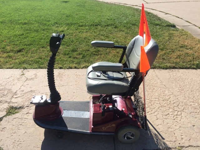 Little Rascal Mobility Scooter