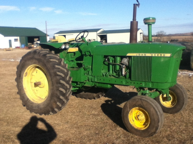 4010 John Deere Tractor Nex Tech Classifieds