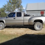 2001 CHEVY DUALLY