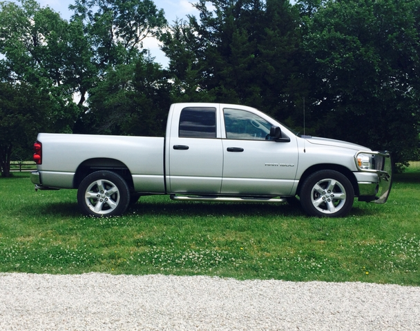 2007 dodge ram 1500 big horn nex tech classifieds. Black Bedroom Furniture Sets. Home Design Ideas