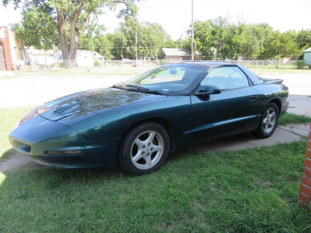 1997 pontiac firebird formula nex tech classifieds. Black Bedroom Furniture Sets. Home Design Ideas