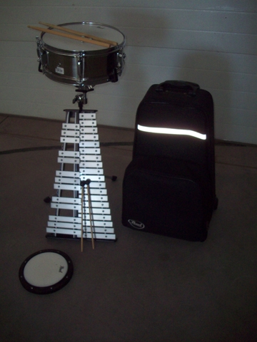 Pearl Percussion Set for Sale