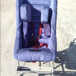COLUMBIA MEDICAL TILT-IN-SPACE STROLLER/SEAT