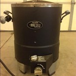 CHAR-BROIL BIG EASY TURKEY FRYER