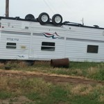 parting out 2000 four winds camper