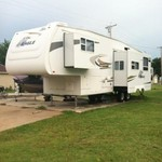 2007 Jayco Eagle Fifth Wheel 37ft