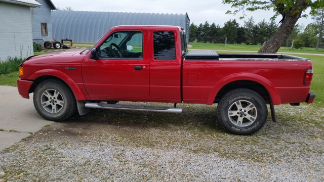 2004 ford ranger tremor nex tech classifieds. Black Bedroom Furniture Sets. Home Design Ideas