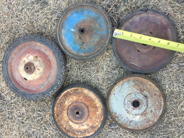 Old small wheels 2