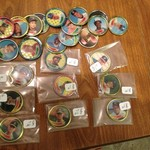 Baseball collector coins