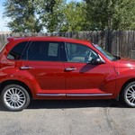 2009 Chrysler PT Cruiser Limited Turbo 13K (Reduced)