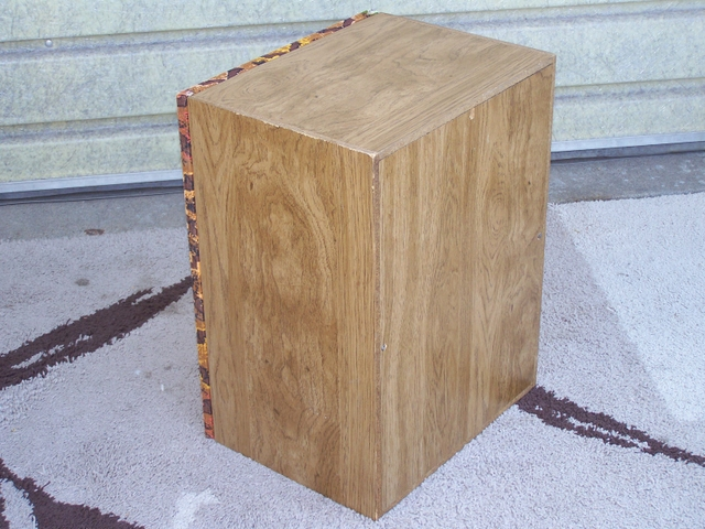 SPEAKER CABINET 1-12 speaker box for guitar or home- TRADE