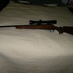Remington 270 Classic Rifle