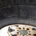 Good used tire & rim