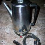 "Coffee Pot ""Manning Bowman"" 12 Cup Long Cord"