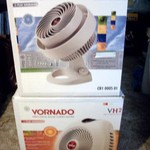 "Electric Fan & Heater  ""Both, ""One Price"" ""Vornado"""