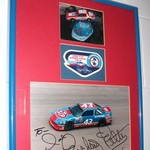 "RICHARD PETTY 1992 FAN APPRECIATION TOUR ""SIGNED"""
