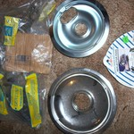 Electric Stove Parts