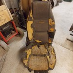 bucket seats $20 for both!