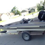 1985 bass cat fishing boat