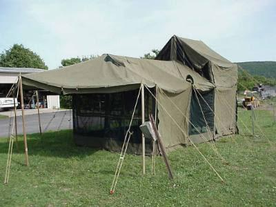 Military M1948 Kitchen Tent Nex Tech Classifieds