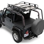 Jeep Overhead Rack