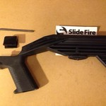 AR15 Slide Fire Stock