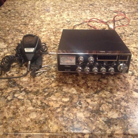 Galaxy DX 939 CB Radio