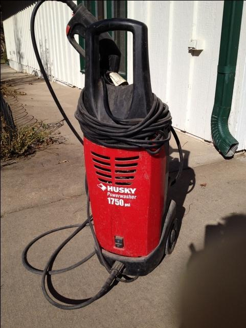 Husky 1750 Psi Pressure Washer Sweet Puff Glass Pipe
