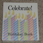 Celebrate! Birthday Scrap Book 1997 Excellent Condition